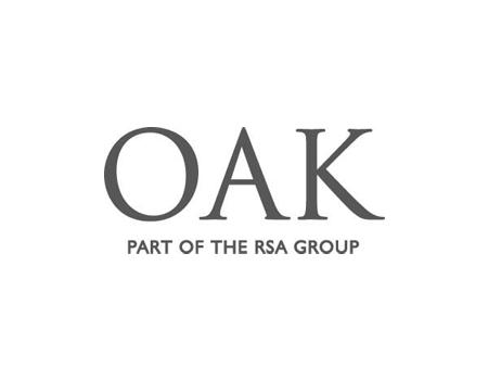 Oak logo - Sentinel Risk