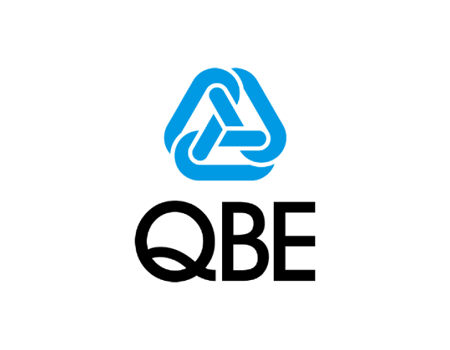 QBE logo - Sentinel Risk